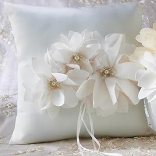 Traditional Wedding Ring Pillow : Colorado Springs Wedding Traditions : Colorado Springs Wedding Planning Ideas : SpringsWeddings.com