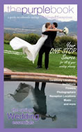 The Purple Book : A Guide to Colorado Springs Weddings and Receptions