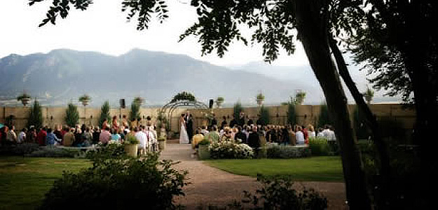 Wedding ceremony venues colorado springs colorado springs outdoor wedding venue hillside gardens junglespirit Image collections